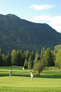 Kokanee Springs Golfers