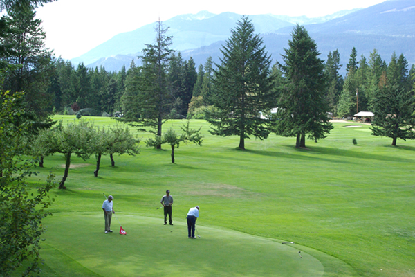 Riondel Golf Course