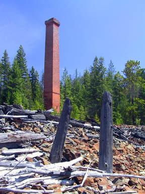 Smelter Chimney