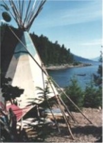 The Tipi Camp