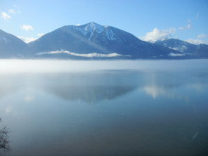 Kootenay Lake Reflections1